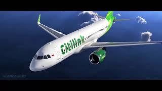 Iklan Citilink - Betterfly, Membawa Anda Terbang Lebih Jauh 30sec (2017)