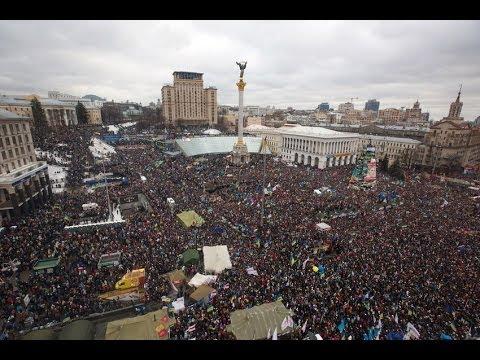 POLITICAL CHAOS!! in THAILAND / UKRAINE 12.9.13