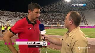 HT PRVA LIGA: Hajduk - Gorica (19.08.2018.)
