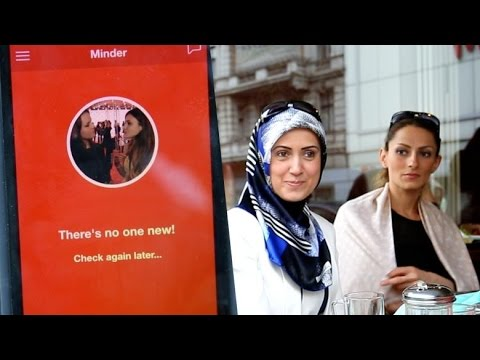Muslim dating app minder