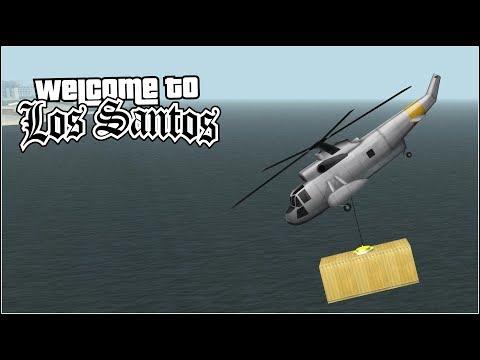 WTLS Updaty #12 | SA-MP - Nový job: Nákladní pilot, ukazatel vzdálenosti a soutěž v hře QUB3D!