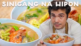 Erwan Lets His F๐llowers Decide How To Cook His Sinigang