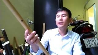 Giới thiệu và so sánh sáo Mèo Việt hệ 7 lỗ