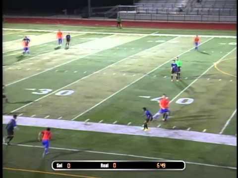 NPSL Sonoma Sol Soocer vs. Real San Jose 3/1/2014
