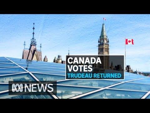 Justin Trudeau wins