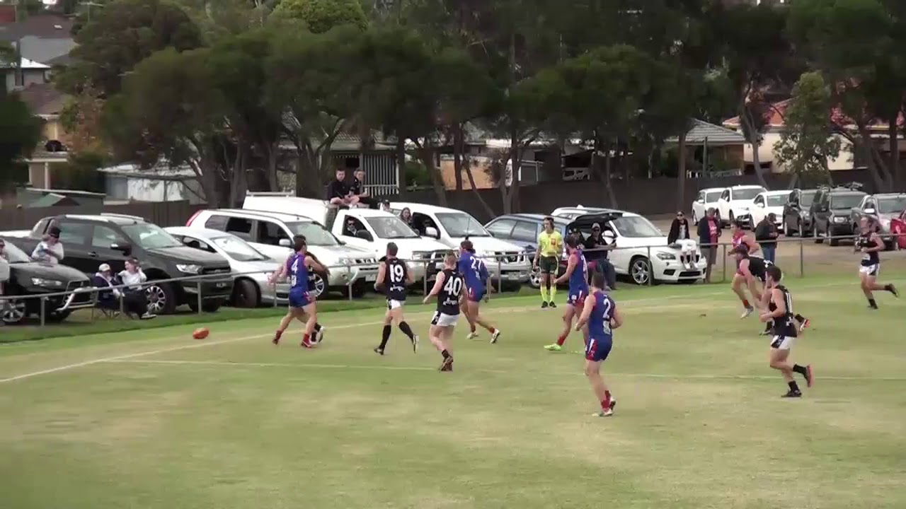 RD 1 South Barwon vs St Albans Throw Ins