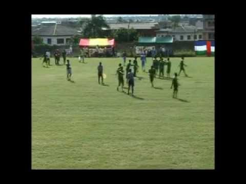 TLC-CUP 2010 - Central African Republic VS Cameroon