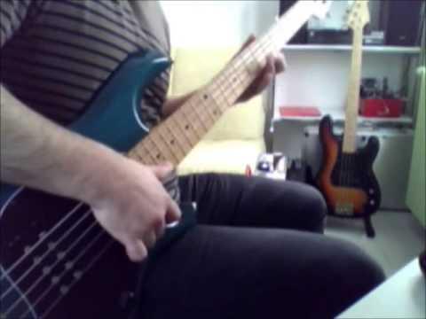 Sure Shot  | Tracy Weber Bass Cover | MusicMan StingRay 5