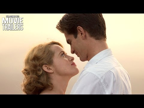 BREATHE | Official Trailer - Andrew Garfield & Claire Foy Romantic Drama
