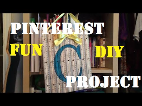Pinterest DIY- Teacher Gift!