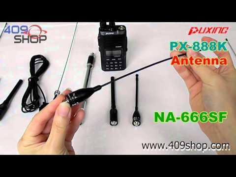 BAOFENG UV-5R Dual Band UHF / VHF Radio Antenna
