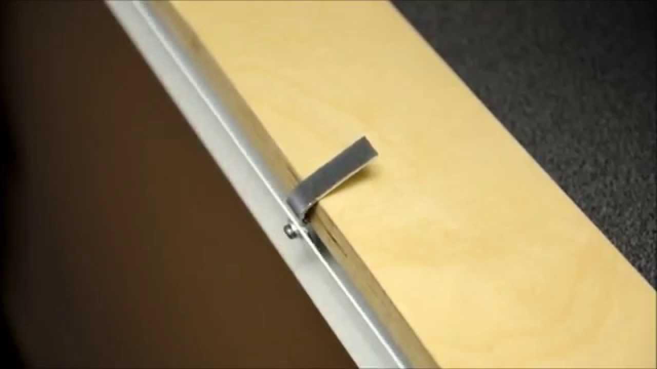 Favorit Einbauanleitung des Einbaurahmens für LED Panels - YouTube SP11