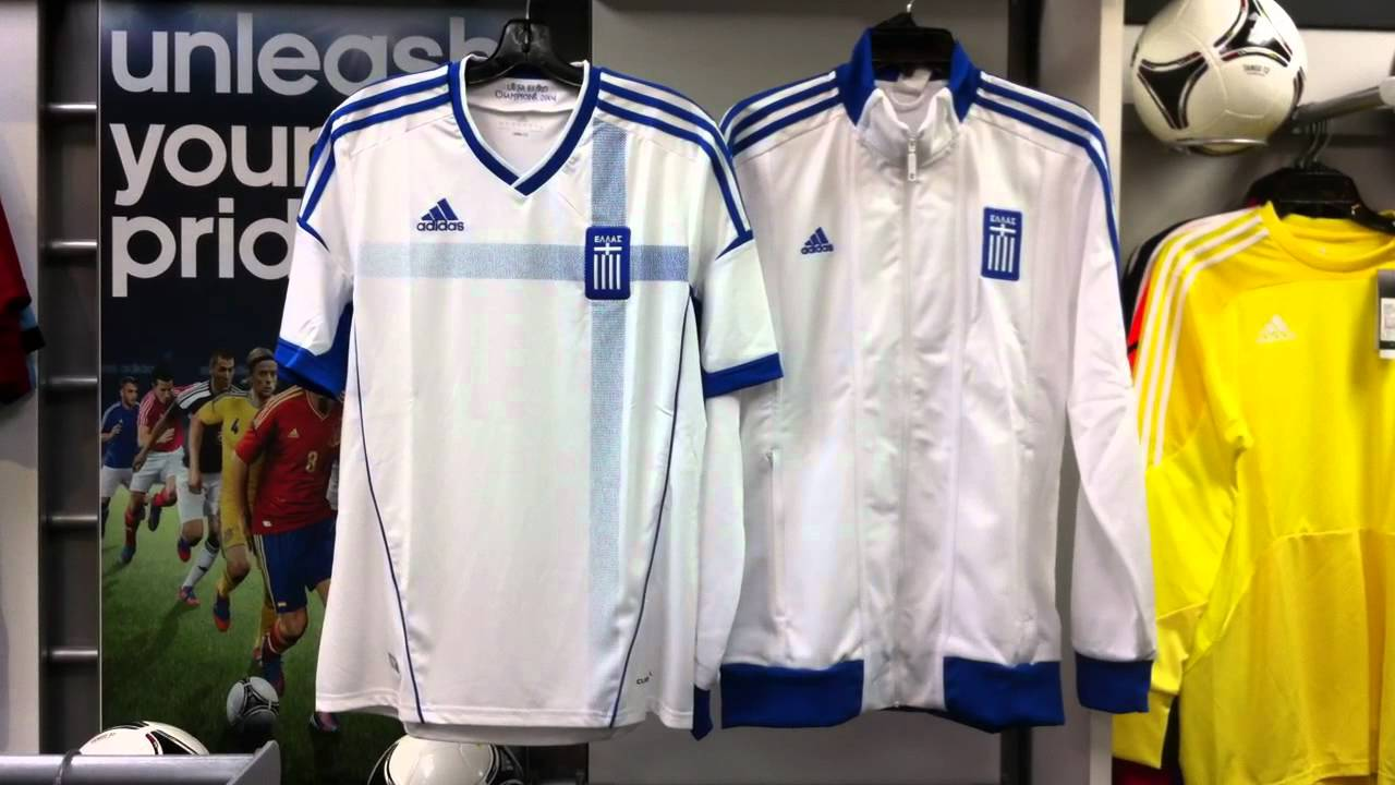 Greece Jersey U0026 Greece Jacket Euro 2012 By Adidas Now At Vancouver Soccer Store NAS 604-299-1721 ...