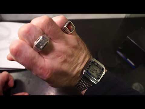 Анбоксинг наручные часы Casio A178WEA-1A! Anboxing Wrist Watch Casio A178WEA-1A!