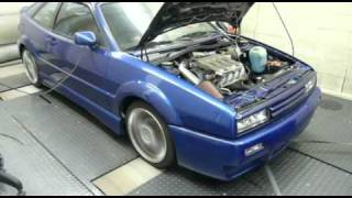 Dyno VW Corrado 1.8L 16V 190hp KMS MP25