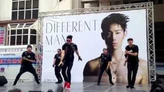2013-07-28 vanness wu 吳建豪 - different man 台北簽唱會