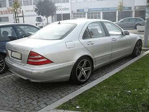 Mercedes Benz S 320 224CV  para Venda na Stand Agrela