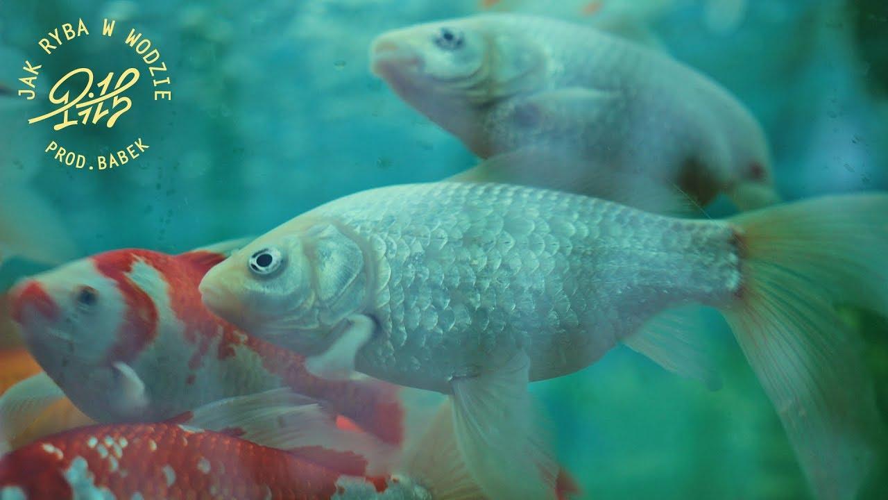 PILS P83R - Jak ryba w wodzie (prod. Babek)