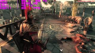Ryse Son Of Rome Pc Ultra GTX 980 FPS Performance Test Part 1