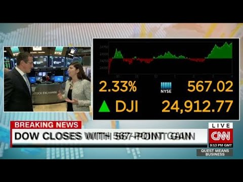 Volatile Trading But Orderly Trading: NYSE's Chief O...