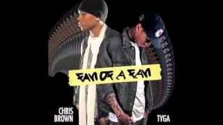 ♪♪  Chris Brown ft. Tyga - Regular Girl  ♪♪
