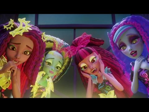 Bande-annonce officielle du film Monster High « Electrisant » | Monster High streaming vf