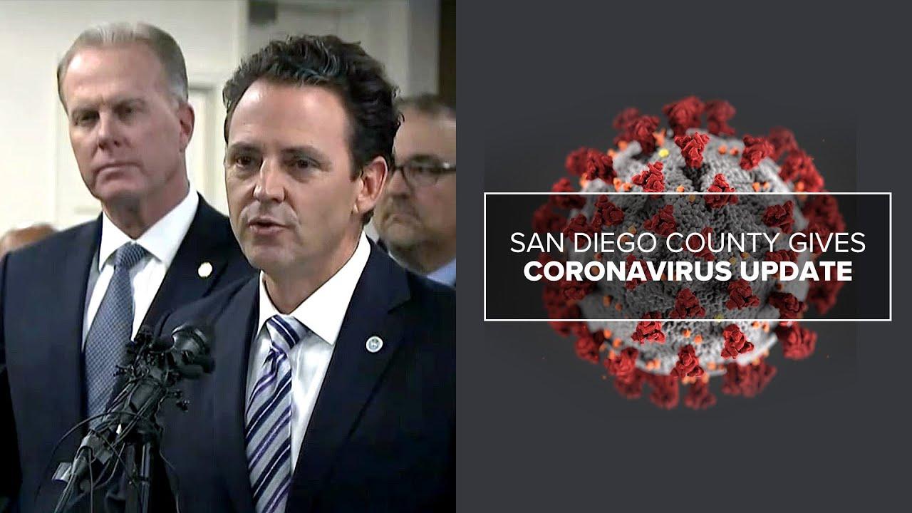 San Diego County reports 5 new presumptive positive coronavirus ...