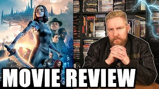ALITA BATTLE ANGEL MOVIE REVIEW - Happy Console Gamer