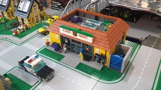 Building and Placing Simpson Kwik-E-Mart