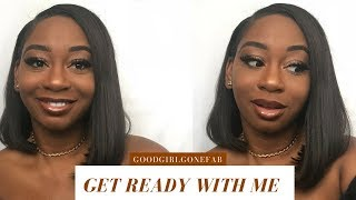 Chit Chat GRWM: Weight Loss Talk, Big Sean Concert & Fenty Beauty Giveaway!