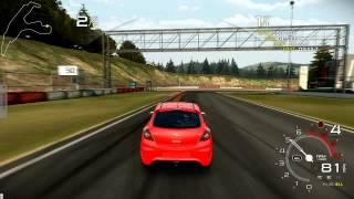 Auto Club Revolution Beta gameplay at Spa