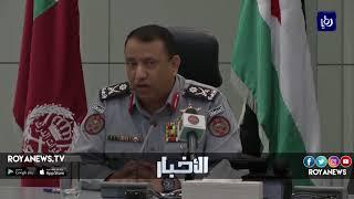 قوات الدرك لن تتهاون بتطبيق القانون لحفظ أمن واستقرار الوطن - (11-2-2018)