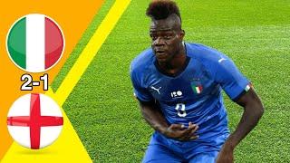 مباراة نار نار 🔥🔥 إيطاليا ~ إنجلترا 2-1 كأس العالم 2014 وجنون حفيظ دراجي جودة عالية 1080i