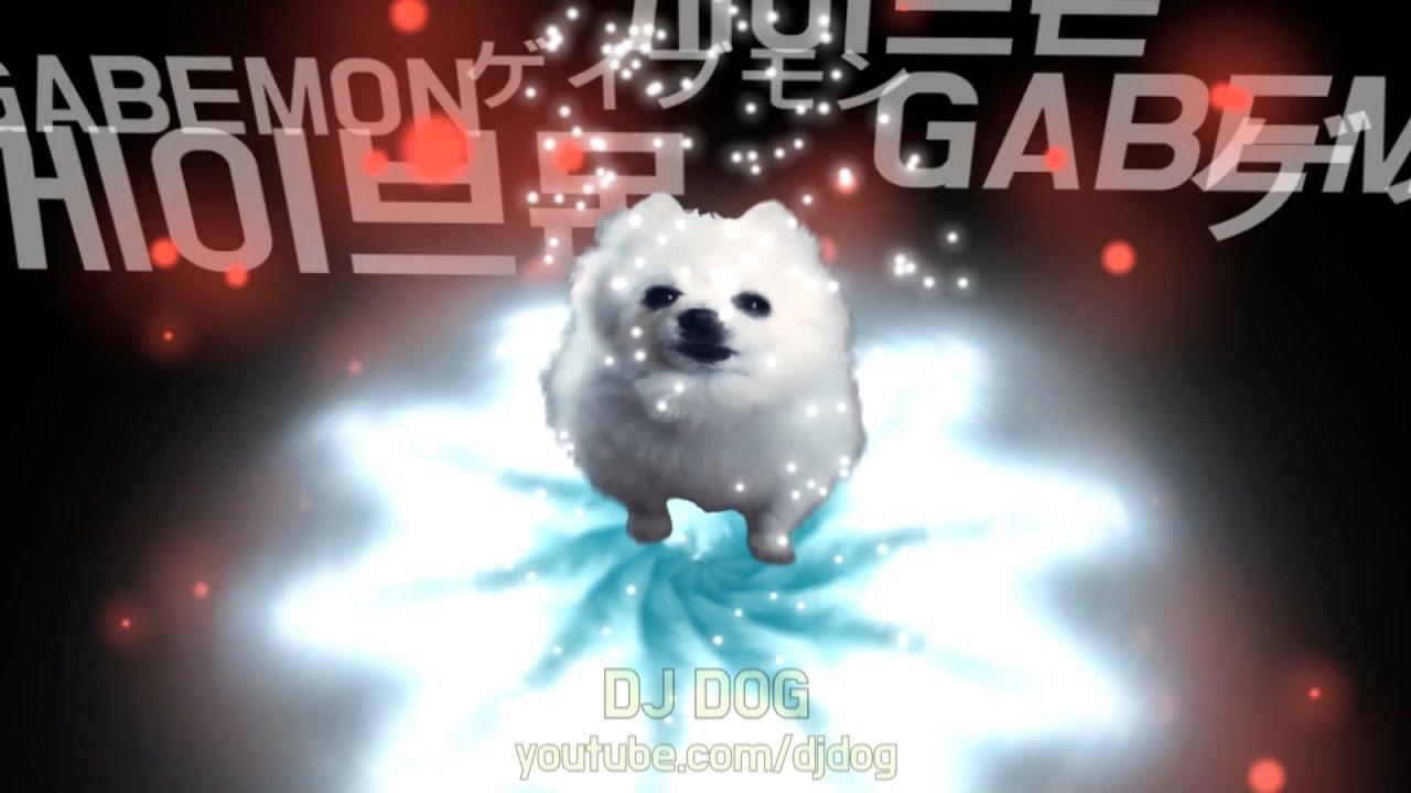 디독몬 (디지몬 진화 브금) 강아지 리믹스