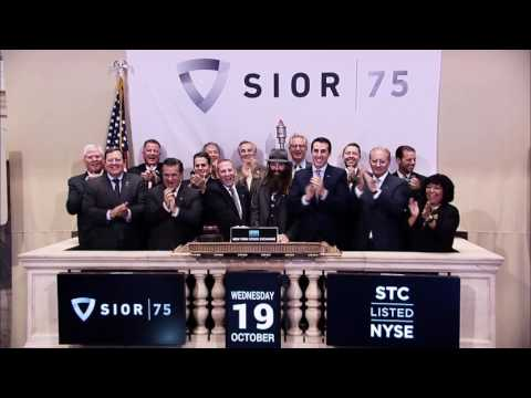 SIOR Rings the NYSE Opening Bell