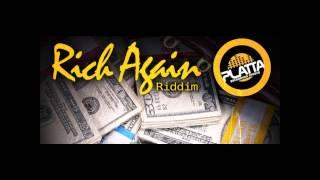DJ Hollywood Rich Again Riddim Mix [Barbados Crop Over 2013/Platta Studios]