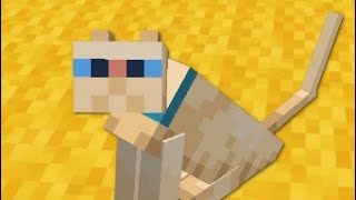 Minecraft How to dye a cat collars pc ps4 xbox 1 ps3 xbox 360