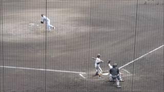 2016/06/11 Gガブリエル・ガルシア 7回の投球(2失点)