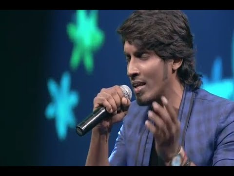 Super singer 6 sakthi performance in quater final / pachai kilio song