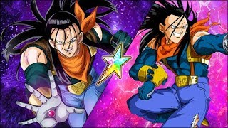 THE ANDROID CATEGORY IS AMAZING! 100% RAINBOW STAR SUPER 17 SHOWCASE! (DBZ: Dokkan Battle) thumbnail