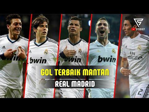 15 Gol Pilihan Terbaik Dari Mantan Pemain Real Madrid - Real Madrid Legends
