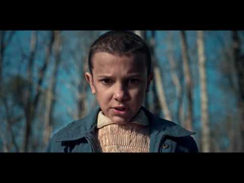 Cirice + Eleven: a Ghost/Stranger Things music video remix