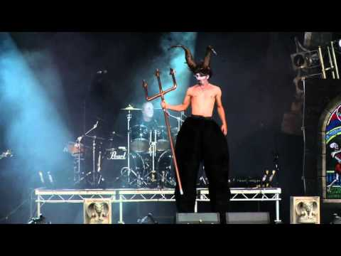 HELL - Darkhangel - Live from Bloodstock (OFFICIAL LIVE)