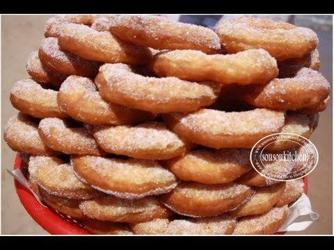 beignets-marocains-de-la-plage-/البينيي-sfenj,-donuts