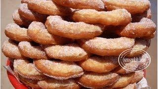 Repeat youtube video Beignets Marocains de la plage /البينيي sfenj, Donuts