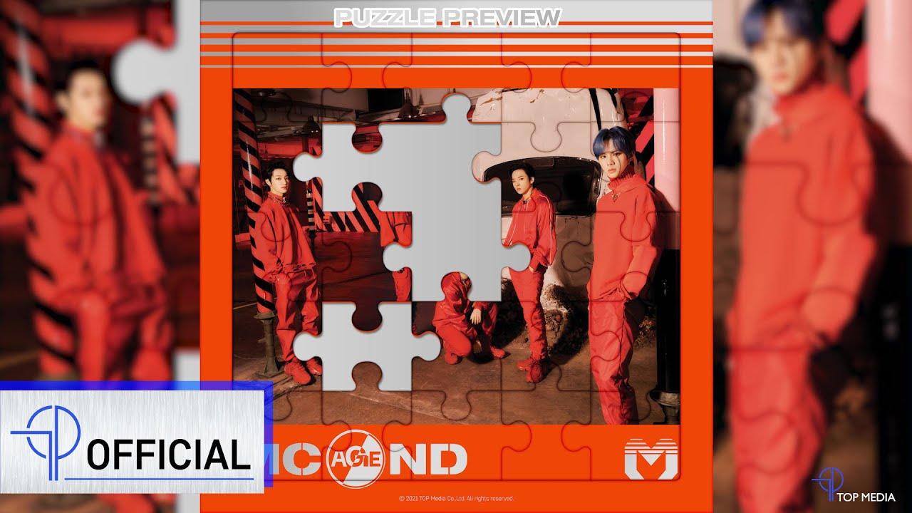 MCND teases 'Crush's dynamic choreography in 'puzzle preview #3' clip |  allkpop
