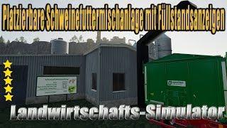 """[""""Farming"""", """"Simulator"""", """"LS19"""", """"Modvorstellung"""", """"Landwirtschafts-Simulator"""", """"platzierbare Schweinefuttermischanlage mit Füllstandsanzeigen"""", """"LS19 Modvorstellung Landwirtschafts-Simulator :Schweinefuttermischanlage""""]"""