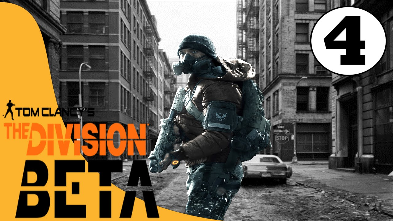 The Division Open Beta Ps4