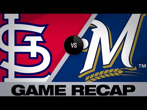 4/15/19: Yelich mashes 3 homers in Brewers' 10-7 win