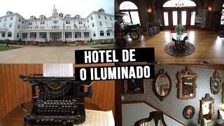 OVERLOOK/STANLEY HOTEL - COLORADO   Mi Alves
